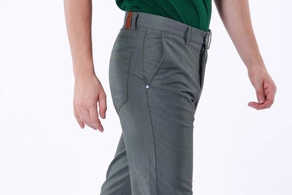 Erkek Pantolonlarında Dufy Şıklığı