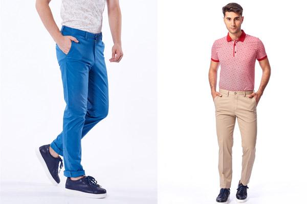 Her Yaşa Uygun Erkek Pantolonlar