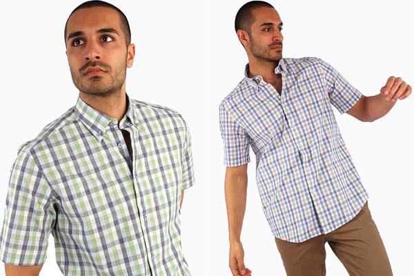 Yaz Aylarında Tercih Edilen Erkek Gömlek