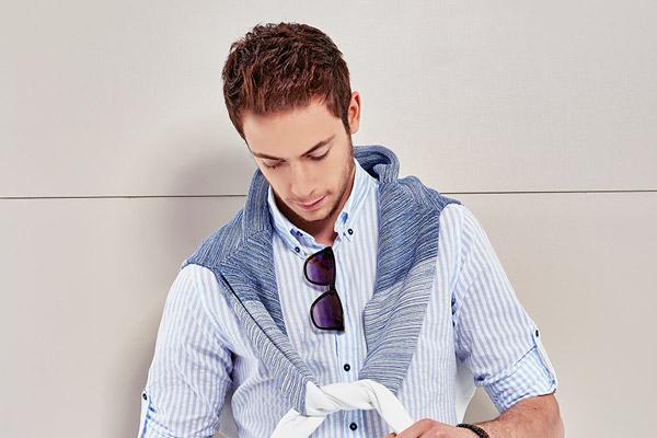 Erkek Gömlek Kombinleri Nasıl Yapılır?